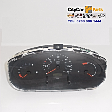 NISSAN MICRA K11 1998 TO 2002 SPEEDOMETER CLOCKS INSTRUMENT CLUSTER 125201 MILES